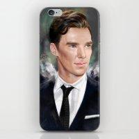 benedict iPhone & iPod Skins featuring Benedict by Raiecha