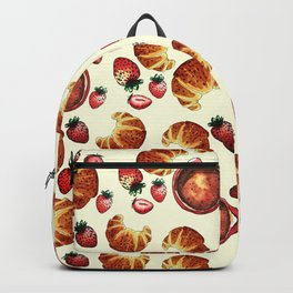 Breakfast, maybe! Backpack