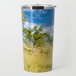 Savannah landscape Travel Mug