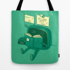 I will find the way! Tote Bag