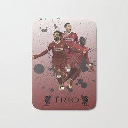 Liverpool trio attack Bath Mat