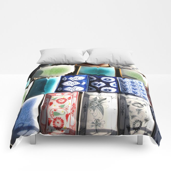 Ceramic Tableware Comforters
