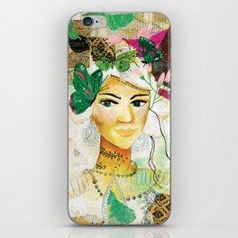 Spirited iPhone Skin