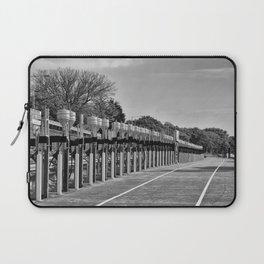 Gasoline Alley, Isle of Man Laptop Sleeve