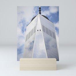Top of the Tower Mini Art Print