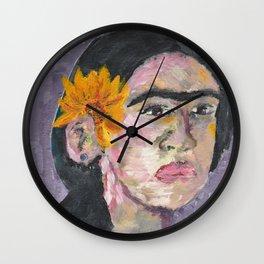 Fridam (Freedom) Wall Clock