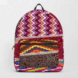 OBJ.CL Combi Motifs Backpack