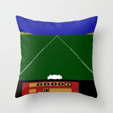 Lost 80s - Where is my Enduro? Throw Pillow