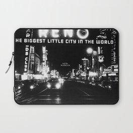 black city Laptop Sleeve