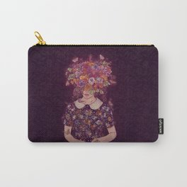 Shy Lady Carry-All Pouch