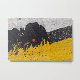 Accidental abstract art #1 Metal Print