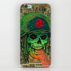 45 Death Soldier iPhone Skin