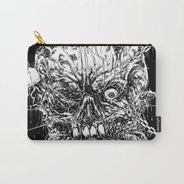 Hellraiser Horror Skull Carry-All Pouch