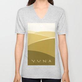 Planet Exploration: Yuna Unisex V-Neck