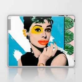 Kylie Hepburn Laptop & iPad Skin
