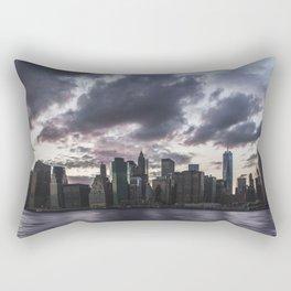 NYC 10 Rectangular Pillow