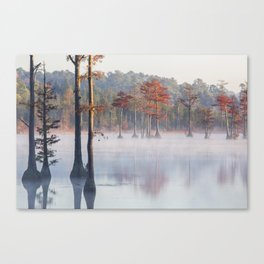 Adams Mill Pond 36 Canvas Print
