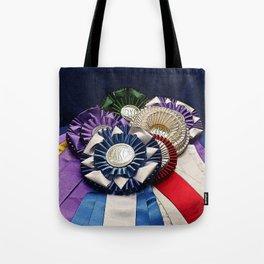 rosettes Tote Bag
