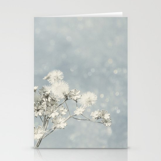 White Sale Stationery Cards