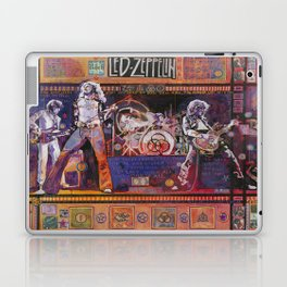 Rock and Roll Laptop & iPad Skin