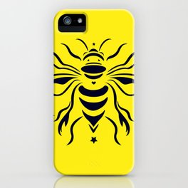 Save the bumblebee by #Bizzartino iPhone Case