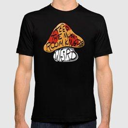 Keep The Mushroom Kingdom Weird T-shirt