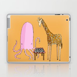 Octopus and Giraffe Laptop & iPad Skin