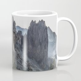 Smith Rock Morning Glow Coffee Mug