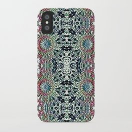Victorian Garden 2 iPhone Case
