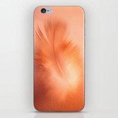 Little Peach Puff iPhone & iPod Skin
