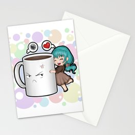 Unrequited love Stationery Cards