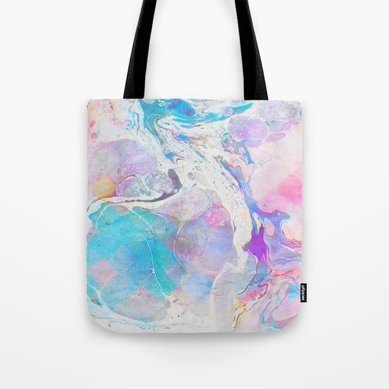 Messy Paint #society6 #decor #buyart Tote Bag