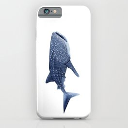 WHALE SHARK iPhone Case