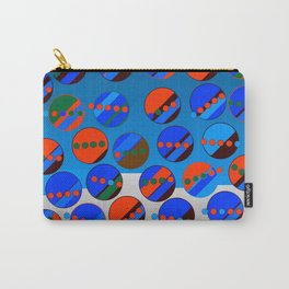 Bubbes Blues Carry-All Pouch
