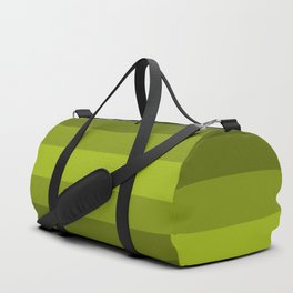 Dark Green Pear - Color Therapy Duffle Bag