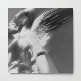 Fallen Angel Vertical Metal Print