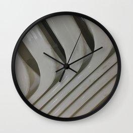 Harmony. Fashion Textures Wall Clock