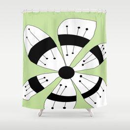 FLOWERY  MARIKA / ORIGINAL DANISH DESIGN bykazandholly Shower Curtain