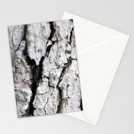 bark abstact no6 Stationery Cards