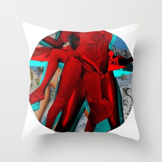 Essence Of Life · Transfer & Dream · Detail2 Throw Pillow