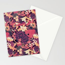 Black Dahlia (Blood Variant) Stationery Cards
