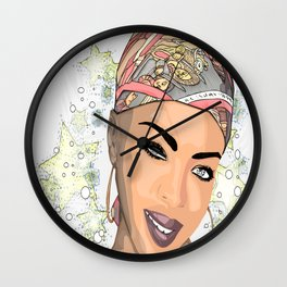 Lauryn Wall Clock