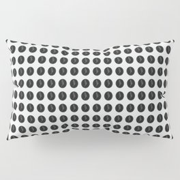 (Overworked) Guardian Angel Polka Dots Pillow Sham