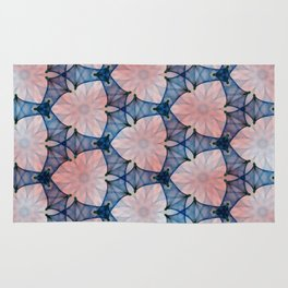 Two Tone Pattern Rug