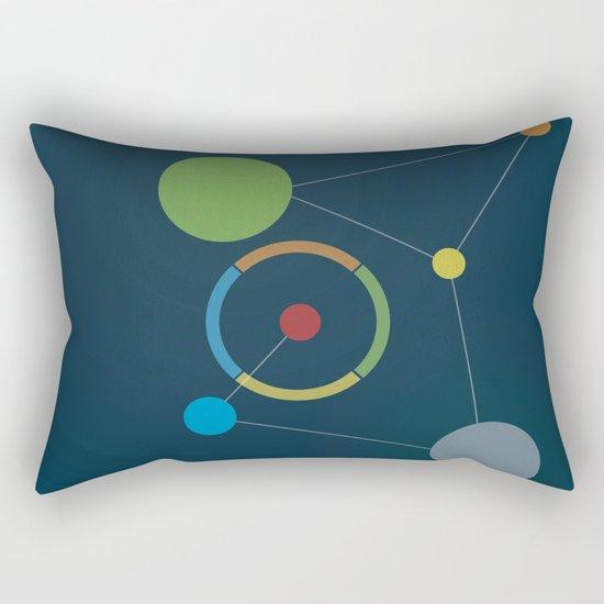 Diemos Rectangular Pillow