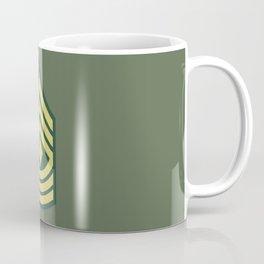 1st Sergeant (OD Green) Coffee Mug