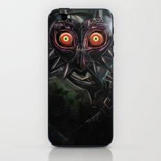 Legend of Zelda Majora's Mask Link iPhone & iPod Skin
