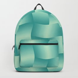 METAL KNITTED Backpack