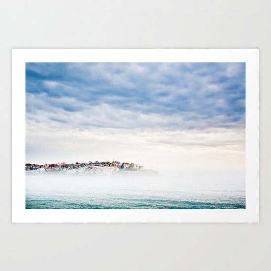 Ben Buckler Point Art Print
