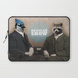 Mordecai & Rigby Laptop Sleeve